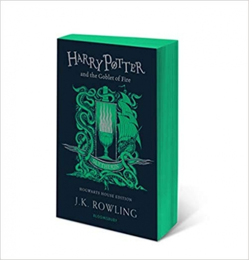 Rowling J.K. Harry Potter and the Goblet of Fire - Slytherin Edition