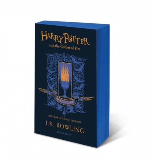 Rowling J.K. Harry Potter and the Goblet of Fire - Ravenclaw Edition