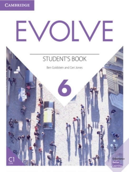 Jones Ceri, Goldstein Ben Evolve 6. Student's Book
