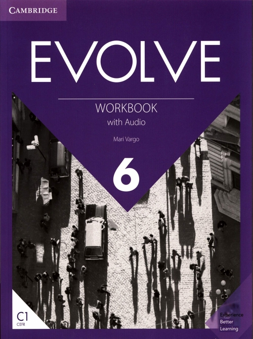 Vargo Mari Evolve 6. Workbook with Audio