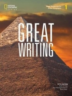 Folse Keith, Solomon Elena, April Muchmore-Vokoun Great Writing 1. Great Sentences for Great Paragraphs. Student Book with Online Workbook