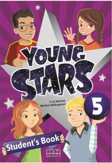 Marileni Malkogianni, H.Q.Mitchell Young Stars 5 Student's Book