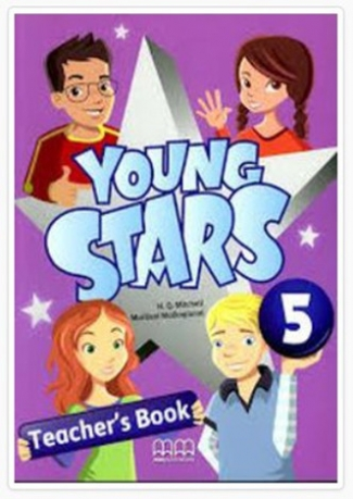 Marileni Malkogianni, H.Q.Mitchell Young Stars 5 Teacher's Book