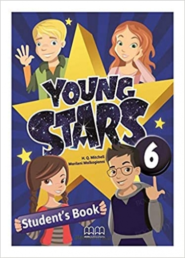 Marileni Malkogianni, H.Q.Mitchell Young Stars 6. Students Book