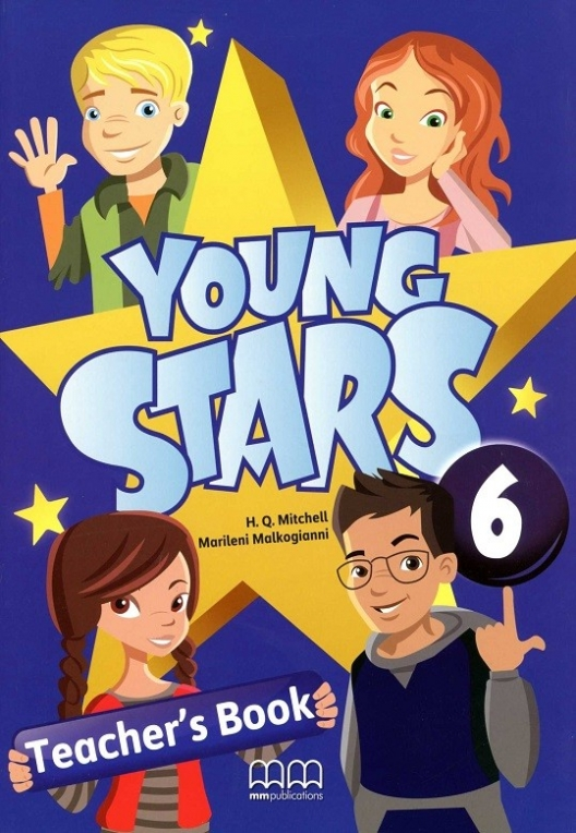 Marileni Malkogianni, H.Q.Mitchell Young Stars 6 Teacher's Book
