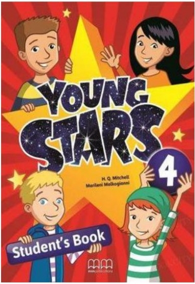 Marileni Malkogianni, H.Q.Mitchell Young Stars 4 Student's Book