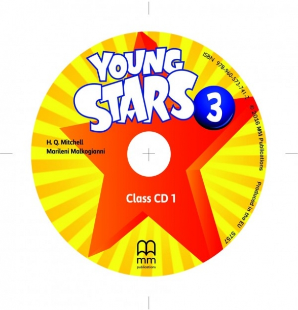 Marileni Malkogianni, H.Q.Mitchell Young Stars 3 Cl CD