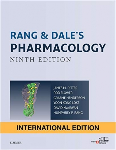 James M., Ritter Rang & Dale's Pharmacology, International Edition 9 ed.