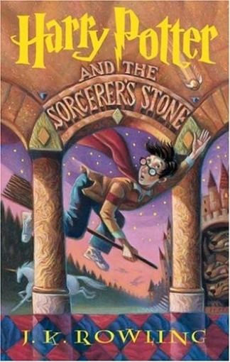 Rowling J.K. Harry Potter and the Sorcerers Stone HB