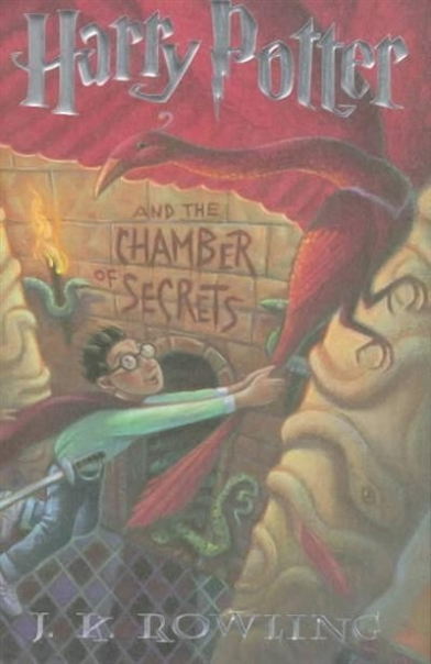 Rowling J.K. Harry Potter and the Chamber of Secrets HB