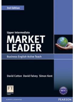 David F., David C., Simon K. Market Leader 3Ed Up-Int ActTch
