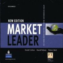 David Cotton, David Falvey, John Rogers, Iwona Dubicka, .Simon Kent, Lewis Lansford, Margaret O'Keeffe New Market Leader Upper-Intermediate Class CD (2) (Лицензия)