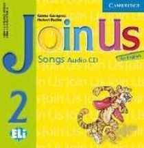 Gunter Gerngross and Herbert Puchta Join Us for English 2 Songs Audio CD (Лицензия)