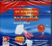 Gunter Gerngross and Herbert Puchta Playway to English (Second Edition) 2 Class Audio CDs (Лицензия)