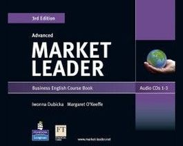 David Cotton, David Falvey and Simon Kent Market Leader 3rd Edition Advanced Coursebook Audio CDs (2) (Лицензия)