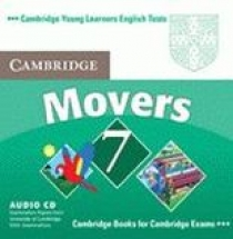 Cambridge Young Learners English Tests Movers 7 Audio CD (Лицензия)
