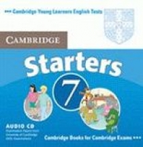 Cambridge Young Learners English Tests Starters 7 Audio CD (Лицензия)