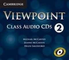 Michael McCarthy, Jeanne McCarten, Helen Sandiford Viewpoint Level 2 Class Audio CDs (4) (Лицензия)