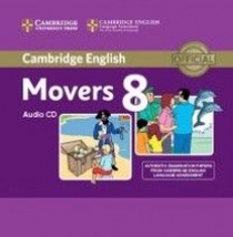 Cambridge ESOL Cambridge Young Learners English Tests Movers 8 Audio CD (Лицензия)
