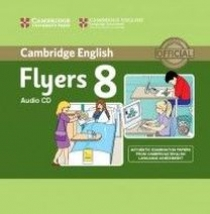 Cambridge ESOL Cambridge Young Learners English Tests Flyers 8 Audio CD (Лицензия)