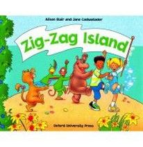 Alison Blair and Jane Cadwallader Zig-Zag Island Class Book