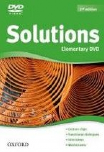 Tim Falla and Paul A Davies Solutions Second Edition Elementary DVD