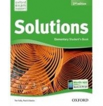 Tim Falla and Paul A Davies Solutions Second Edition Elementary Student Book