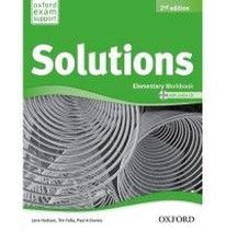 Tim Falla Solutions Second Edition Elementary Workbook and Audio CD Pack