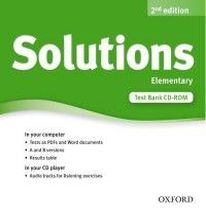 Tim Falla and Paul A Davies Solutions Second Edition Elementary Test Bank CD-ROM