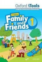 Tamzin Thompson, Naomi Simmons, Jenny Quintana Family and Friends Second Edition 1 iTOOLS
