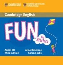 Anne Robinson, Karen Saxby Fun for Starters. 3rd Edition. Audio CD