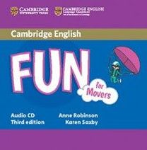 Anne Robinson, Karen Saxby Fun for Movers. 3rd Edition. Audio CD