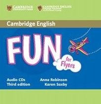 Anne Robinson, Karen Saxby Fun for Flyers. 3rd Edition. Audio CD (2)