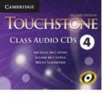 Michael McCarthy, Jeanne McCarten, Helen Sandiford Touchstone Second Edition 4 Class Audio CDs (4)