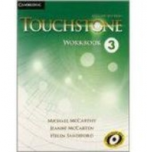 Michael McCarthy, Jeanne McCarten, Helen Sandiford Touchstone Second Edition 3 Workbook