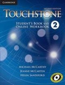 Michael McCarthy, Jeanne McCarten, Helen Sandiford Touchstone Second Edition 2 Student's Book with Online Workbook