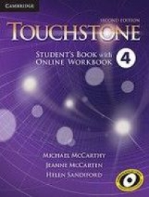 Michael McCarthy, Jeanne McCarten, Helen Sandiford Touchstone Second Edition 4 Student's Book with Online Workbook