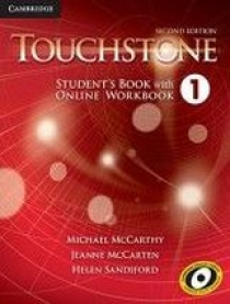 Michael McCarthy, Jeanne McCarten, Helen Sandiford Touchstone Second Edition 1 Student's Book with Online Workbook
