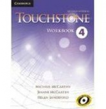 Michael McCarthy, Jeanne McCarten, Helen Sandiford Touchstone Second Edition 4 Workbook