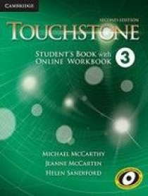 Michael McCarthy, Jeanne McCarten, Helen Sandiford Touchstone Second Edition 3 Student's Book with Online Workbook