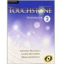 Michael McCarthy, Jeanne McCarten, Helen Sandiford Touchstone Second Edition 2 Workbook