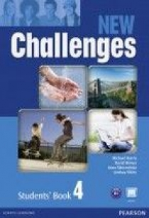 Michael Harris, David Mower, Anna Sikorzynska, Lindsay White New Challenges 4. Student's Book