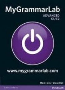 Diane Hall, Mark Foley MyGrammarLab Advanced (C1/ C2) Student Book (without Key) and MyLab