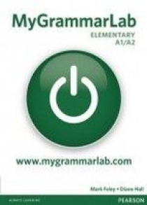 Diane Hall MyGrammarLab Elementary (A1/ A2) Student Book (without Key) and MyLab