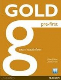 Lynda Edwards, Helen Chilton Gold Pre-First. Exam Maximiser (no Key)