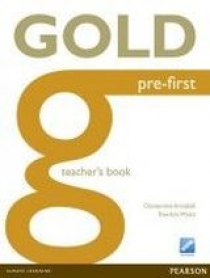 Rawdon Wyatt, Clementine Annabell - Gold Pre-First Teacher's Book