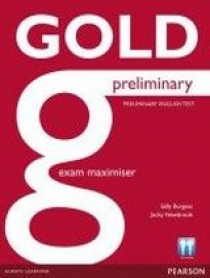 Clare Walsh, Lindsay Warwick New Gold Preliminary. Exam Maximiser (without Key)