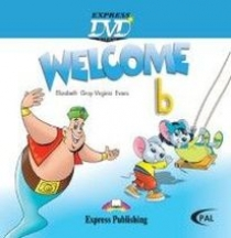 Virginia Evans, Elizabeth Gray Welcome Starter b DVD Video PAL