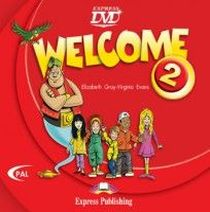 Virginia Evans, Elizabeth Gray, Terry Wilson, Evan Nathan Welcome 2 DVD Video PAL