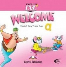 Virginia Evans, Elizabeth Gray Welcome Starter a DVD Video PAL
